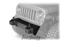 Rugged Ridge XHD Front Bumper With XHD Tow Point Covers For 2007-18 Jeep Wrangler JK 2 Door & Unlimited 4 Door Models 11540.28
