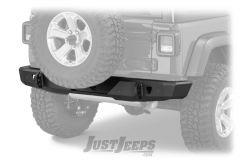 Rugged Ridge HD Rear Bumper For 2018+ Jeep Wrangler JL 2 Door & Unlimited 4 Door Models 11540.36
