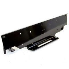 Rugged Ridge Front Bumper Winch Plate For 2007-18 Jeep Wrangler JK 2 Door & Unlimited 4 Door Models 11541.13