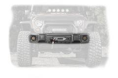 Rugged Ridge Spartacus Stubby Bumper For 2007-18 Jeep Wrangler JK 2 Door & Unlimited 4 Door Models 11544.05