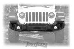 Rugged Ridge Spartacus Front Bumper For 2018 Jeep Wrangler JL 2 Door & Unlimited 4 Door Models 11544.21