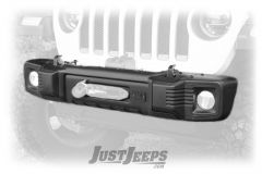 Rugged Ridge Spartacus Stubby Bumper For 2018+ Jeep Gladiator JT & Wrangler JL 2 Door & Unlimited 4 Door Models 11544.24