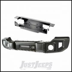 Rugged Ridge Spartacus Front Bumper Kit With Winch Plate For 2007-18 Wrangler JK 2 Door Models & Unlimited 4 Door Models 11544.65