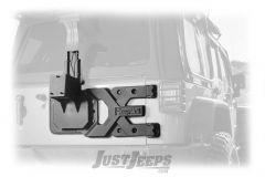 Rugged Ridge Spartacus HD Tire Carrier Kit For 2007-18 Jeep Wrangler JK 2 Door & Unlimited 4 Door Models 11546.50