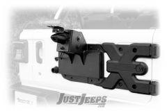 Rugged Ridge Spartacus HD Tire Carrier Kit For 2018+ Jeep Wrangler JL 2 Door & Unlimited 4 Door Models 11546.55