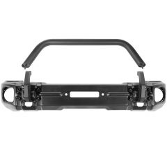 Rugged Ridge Arcus Front Bumper Set, With Overrider For 2018+ Jeep Gladiator JT & Wrangler JL 2 Door & Unlimited 4 Door Models 11549.05