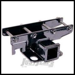 "Rugged Ridge Rear Hitch 2"" For For 2007-18 Jeep Wrangler JK 2 Door & Unlimited 4 Door Models 11580.10"