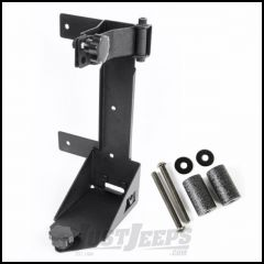 Rugged Ridge Spartacus Tire Carrier Off-Road Jack Mount Bracket & Spacer Kit For 2007-18 Jeep Wrangler JK 2 Door & Unlimited 4 Door Models 11586.08