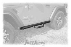 Rugged Ridge Spartan Nerf Bars For 2018+ Jeep Wrangler JL 2 Door Models 11596.03