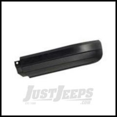 Rugged Ridge Factory-Style Replacement Fender Flare Extension Driver side 1987-95 Jeep Wrangler YJ 11602.07