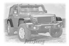 Omix-ADA Replacement Fender Flare Kit For 2007-18 Jeep Wrangler JK 2 Door & Unlimited 4 Door Models 11609.30
