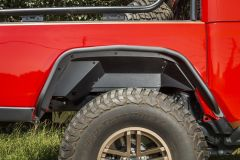Rugged Ridge Rear Inner Fender Liners Aluminum 11615.63