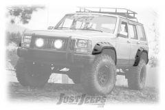 Rugged Ridge All-Terrain Fender Flare Kit For 1984-01 Jeep Cherokee XJ Models 11634.10