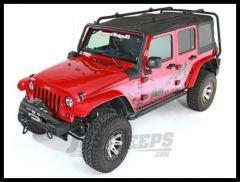 Rugged Ridge Sherpa Rack For 2007-18 Jeep Wrangler JK Unlimited 4 Door Models 11703.02