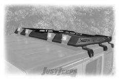 Rugged Ridge Roof Rack With Basket For 2018+ Jeep Wrangler JL Unlimited 4 Door Models 11703.04