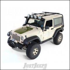 Rugged Ridge Sherpa Rack Kit For 07+ Jeep Wrangler JK 2 Door 11703.21