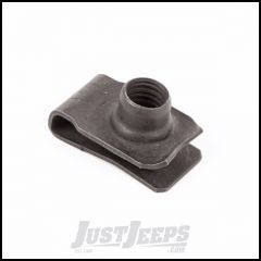 Omix-ADA M8-125 U-Nut For 1984-96 Jeep Cherokee XJ Spare Tire Mounts & 1989-96 Jeep Cherokee XJ & MJ AC Drier & 1991-98 XJ, YJ, ZJ Horns 11811.91
