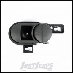 Omix-ADA Passenger Inside Door Handle Release For 2007-10 Jeep Wrangler JK 2 Door & Unlimited 4 Door Models 11812.18