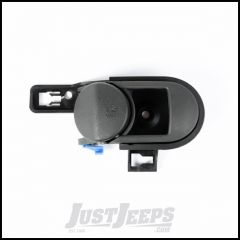 Omix-ADA Driver Inside Door Handle Release For 2007-10 Jeep Wrangler JK 2 Door & Unlimited 4 Door Models 11812.19