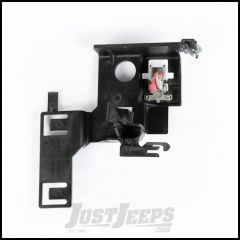 Omix-ADA Rear Passenger Latch Presenter For 2007-18 Jeep Wrangler JK Unlimited 4 Door Models 11812.93