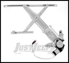 Omix-ADA Window Motor Regulator Front Passenger Side For 1993-98 Jeep Grand Cherokee 11821.50