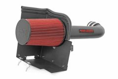 Rough Country Cold Air Intake Without Pre-Filter Bag for 12-18 Jeep Wrangler JK, JKU 10550A