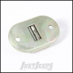 Omix-ADA Rear Seat Leg Catch Lock For 1945-49 Willys CJ2A, 1949-53 CJ-3As & 195364 CJ3B 12022.08