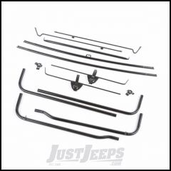 Omix-ADA Top Bow Set For 1945-49 Willys CJ2A 12022.10