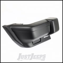 Omix-ADA Stock Passenger Side Front Bumper End For 1997-01 Jeep Cherokee XJ 12035.63