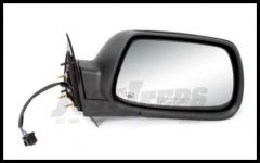 Omix-ADA Mirror Assembly Power Heated Passenger Side For 2005-10 Jeep Grand Cherokee (WK) 12039.12