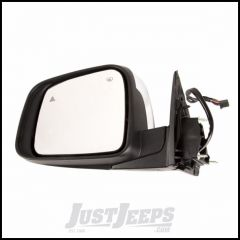 Omix-ADA Chrome Driver Side Mirror With Heat, Power, Memory, Signal Lamp & Blind Spot Lamp For 2011-14 Jeep Grand Cherokee 12039.39