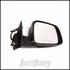 Omix-ADA Chrome Passenger Side Mirror With Heat, Power, Memory, Signal Lamp & Blind Spot Lamp For 2011-14 Jeep Grand Cherokee 12039.40