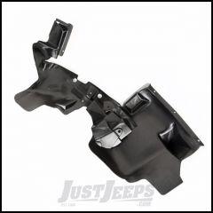 Omix-ADA Driver Side Front Inner Fender Splash Shield For 2007-18 Jeep Wrangler JK 2 Door & Unlimited 4 Door Models 12040.11