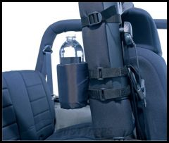 Rugged Ridge Roll Bar Drink Cup Holder 12101.01