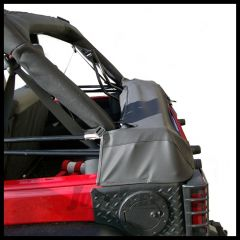 Rugged Ridge Soft Top Storage Boot Black Diamond 2007+ JK4 Wrangler 12104.51