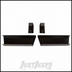 Rugged Ridge Wall Mount Freedom Panel Holder For 2007-18 Jeep Wrangler JK 2 Door & Unlimited 4 Door Models 12107.14