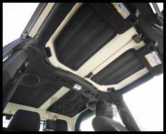 Rugged Ridge Hardtop Insulation / Sound Deadener Kit For 2011-18 Jeep Wrangler JK 2 Door Models 12109.03