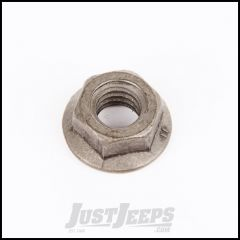 Omix-ADA Body Mount Nut For 1984-00 Jeep Wranlger YJ, TJ, CJ Series & Cherokee XJ 12216.01