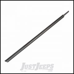 Omix-ADA Outer Glass Seal For The Driver Side Window For 1997-06 Jeep Wrangler TJ & TJ Unlimited Models 12303.18