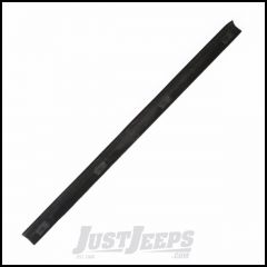 Omix-ADA Front Inner Driver Side Door Glass Weather Strip Belt For 1963-91 Jeep Full Size Models - See Fitment Details 12303.82