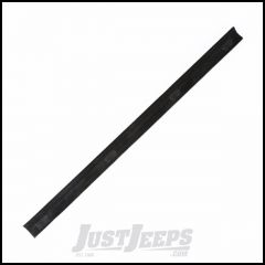 Omix-ADA Front Inner Passenger Side Door Glass Weather Strip Belt For 1963-91 Jeep Full Size Models - See Fitment Details 12303.83