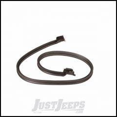 Omix-ADA Lift Glass Seal Hard Top Side For 2007-10 Jeep Wrangler JK 2 Door & Unlimited 4 Door Models 12304.26
