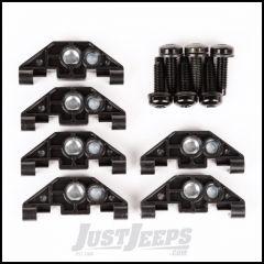 Omix-ADA Hardtop Bolt & Nut With Clip Kit For 2007-18 Jeep Wrangler JK 2 Door & Unlimited 4 Door Models 12304.34