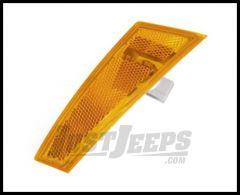 Omix-ADA Side Marker Light Driver Side For 2008-10 Jeep Liberty KJ KK 12401.27