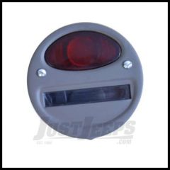 Omix-ADA Driver Side Tail Lamp Assembly With Lens For 1941-45 Jeep MB And GPW 12403.51