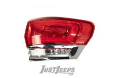 Omix-ADA Right Tail Light (Non Srt) For 2014-18 Grand Cherokee WK2 Models 12403.61