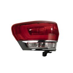 Omix-ADA Left Tail Light (Non Srt) For 2014-18 Jeep Grand Cherokee WK2 12403.62