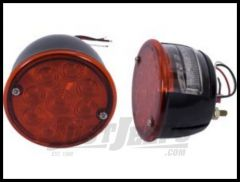 Rugged Ridge LED Tail Light Set For 1946-75 Willys and Jeep CJ models 12403.84