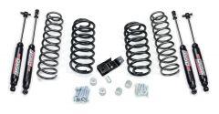 "TeraFlex 2"" Suspension Lift Kit With Shocks For 1997-06 Jeep Wrangler TJ & Unlimited 1241200"