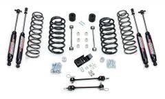 "TeraFlex 3"" Base Suspension Lift Kit With Shocks For 2003-06 Jeep Wrangler TJ/LJ 1241350"